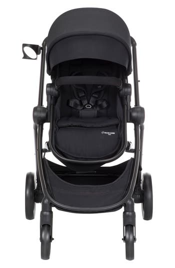 Infant MaxiCosi 51 Mico 30 Infant Car Seat  Zelia Stroller Modular Travel System Size One Size  Black
