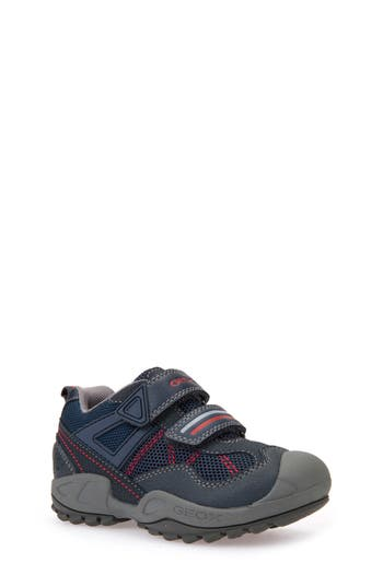 Boys Geox New Savage Sneaker Size 6US  39EU  Blue
