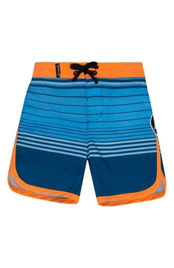 Boys Hurley Peter Board Shorts Size 10  Blue