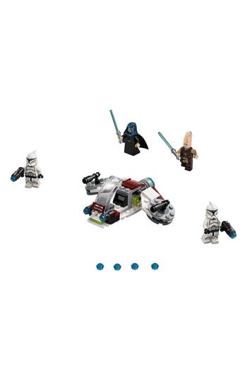 Boys Lego Jedi TM And Clone Troopers TM Battle Pack  75206