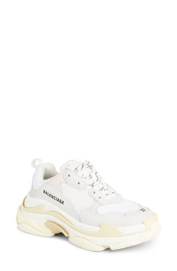 Balenciaga Triple S Low Top Sneaker