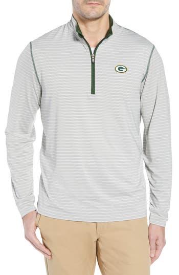 Cutter & Buck Meridia - Green Bay Packers Half Zip Pullover