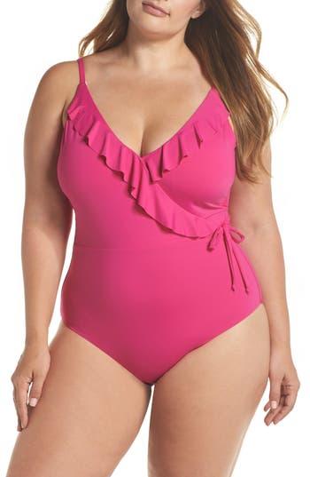 Becca Etc. Color Code One-Piece Swimsuit