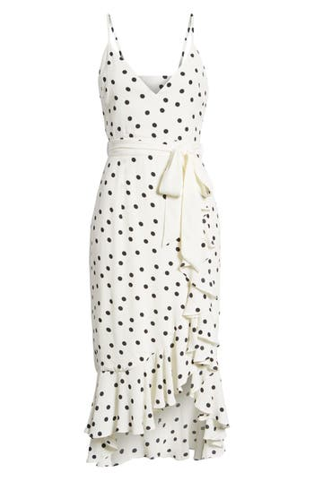 Lovers + Friends Bridget Midi Dress, Ivory