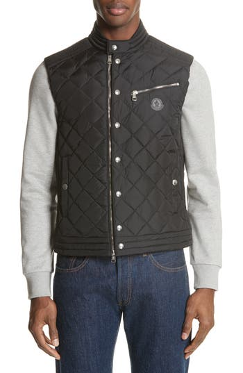 Moncler Roy Quilted Down Vest