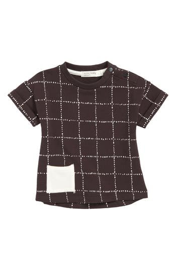 Infant Girls Miles Baby Dot Print Shirt