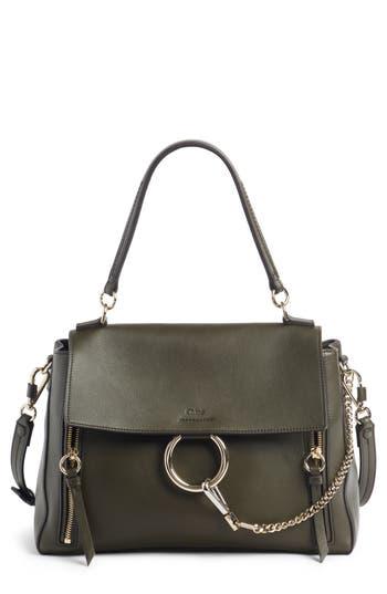Chloé Medium Faye Leather Shoulder Bag