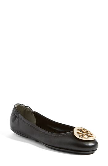 Tory Burch 'Minnie' Travel Ballet Flat
