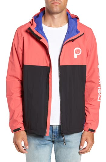 Men's Penfield Fallon Waterproof Jacket, Size Small - Red
