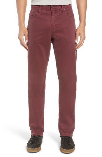 AG Everett SUD Print Slim Straight Leg Pants