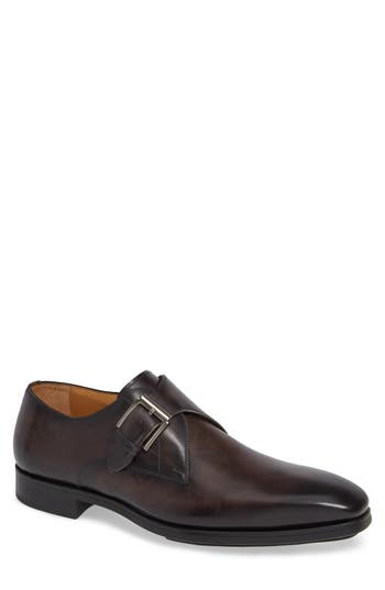 Magnanni Roddy Monk Strap Shoe