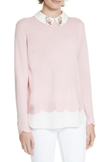 Ted Baker London Suzaine Layered Sweater