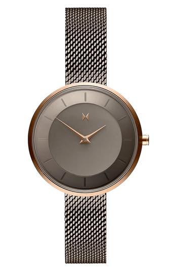 MVMT Mod Mesh Strap Bracelet Watch, 32mm