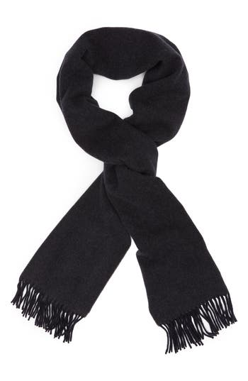 Canada Goose Two Tone Woven Wool Scarf