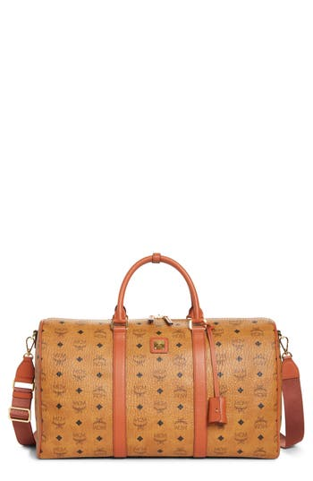 MCM Medium Vintage Weekend Bag