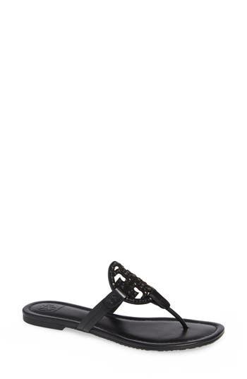 Tory Burch Miller Embellished Sandal