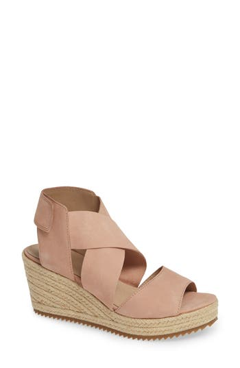 Eileen Fisher 'Willow' Espadrille Wedge Sandal