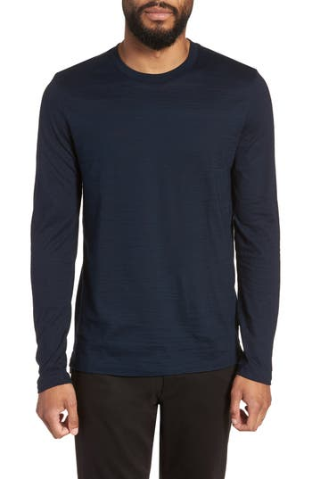 BOSS Tenison Long Sleeve Crewneck T-Shirt