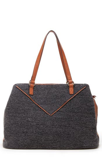 Sole Society Ginny Woven Tote