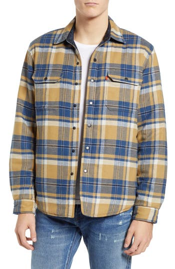 Levi's® x Justin Timberlake Reversible Shirt Jacket
