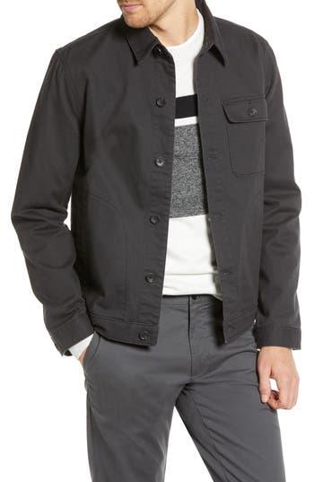 1901 Twill Shirt Jacket
