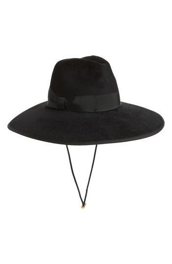 Gucci Sereno Fur Felt Hat