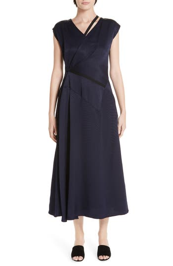 Palmer/Harding Static Midi Dress
