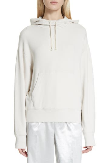 Vince Cashmere Double Layer Hoodie