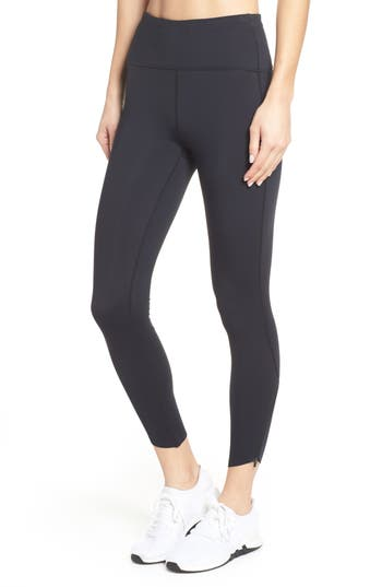 Zella Luella Luxe High Waist 7/8 Leggings