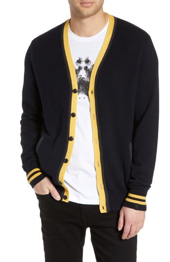 rag & bone Stockton Slim Fit Cardigan