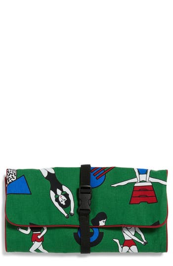 OhhLaLa Home Roll Toiletry Pouch