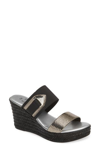 TUSCANY by Easy Street® Marisole Platform Wedge Sandal