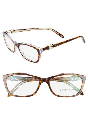 Tiffany & Co. 54mm Cat Eye Optical Glasses