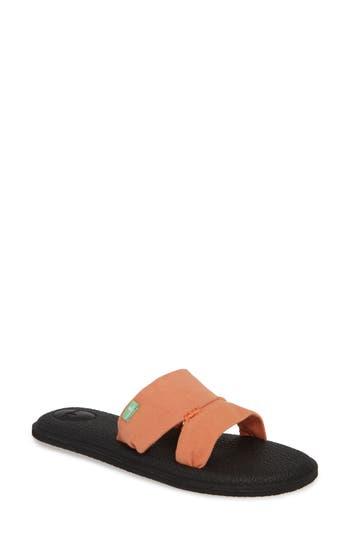 Sanuk Yoga Mat Capri Slide Sandal (Women)