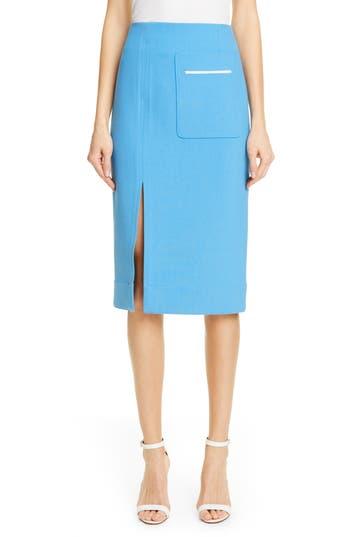 Kwaidan Editions Patch Pocket Pencil Skirt
