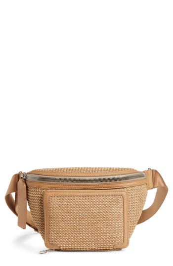 Kara Woven Bum Bag
