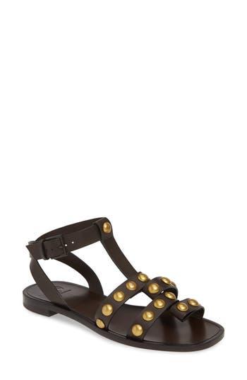 Tory Burch Blythe Studded Gladiator Sandal (Women)