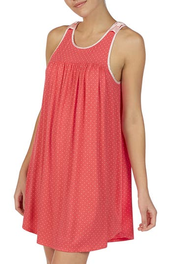 kate spade new york polka dot chemise