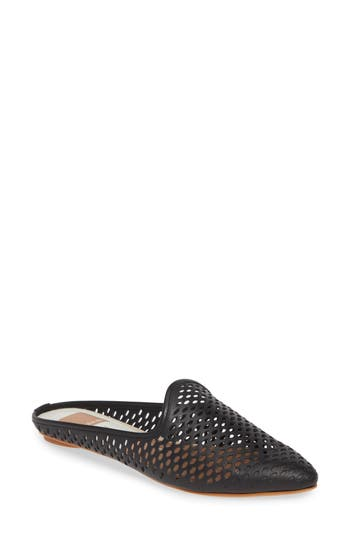 Dolce Vita Grant Perforated Loafer Mule (Women)