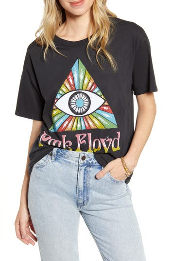 Day by Daydreamer Pink Floyd Graphic Tee