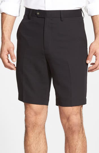 Cutter & Buck Microfiber Twill Shorts, Size - (Online Only)