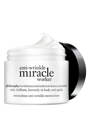 Philosophy 'Anti-Wrinkle Miracle Worker' Miraculous Anti-Wrinkle Moisturizer, Size 2 oz