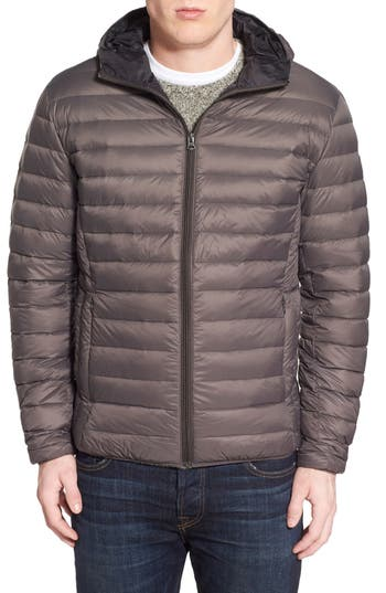 Schott Nyc Zip Front Down Jacket