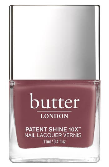 Butter London 'Patent Shine 10X' Nail Lacquer - Toff