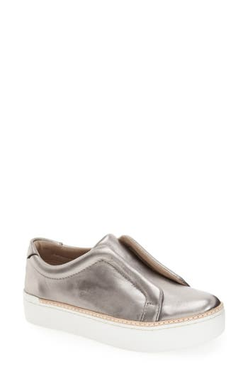 M4D3 Super Slip-On Sneaker- Metallic
