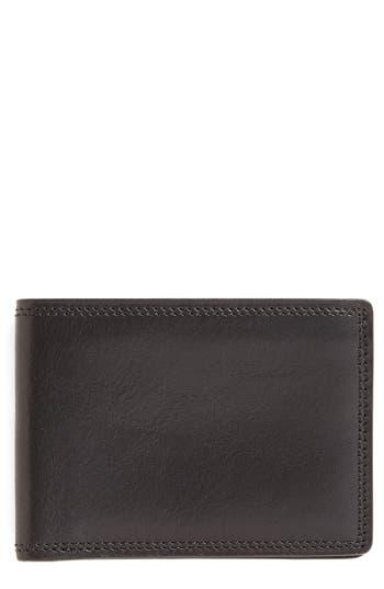Bosca Leather Bifold Wallet -