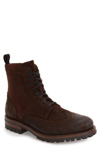 Frye George Wingtip Boot