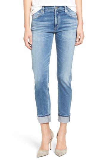 Women's Citizens Of Humanity Jazmin Crop Straight Leg Jeans