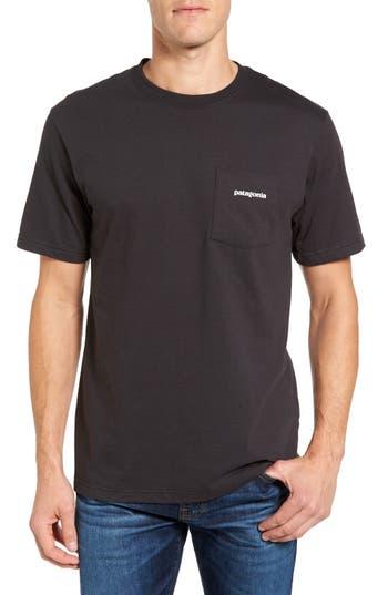 Patagonia P-6 Logo Graphic T-Shirt