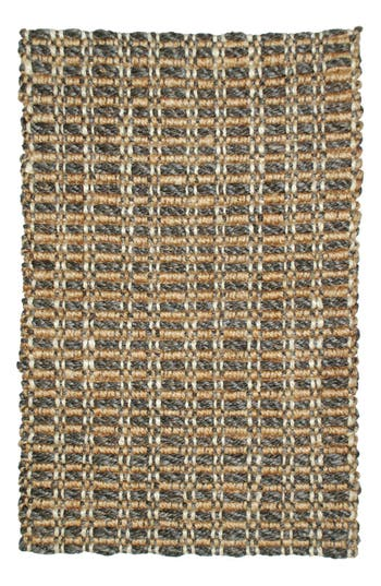 Villa Home Collection Timberhitch Hand Woven Rug, Size Swatch - Beige